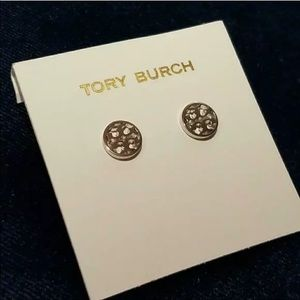 Tory Burch Earrings *SILVER
